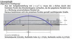 Schnittpunkt Berechnen Parabel Und Gerade : gerade parabel wahlteilaufgaben 2016 2017 realschulabschluss ~ Themetempest.com Abrechnung