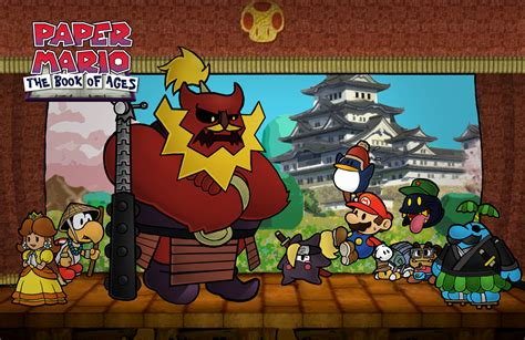 paper mario fan game paper mario boa chapter 3 by chetrippo on deviantart