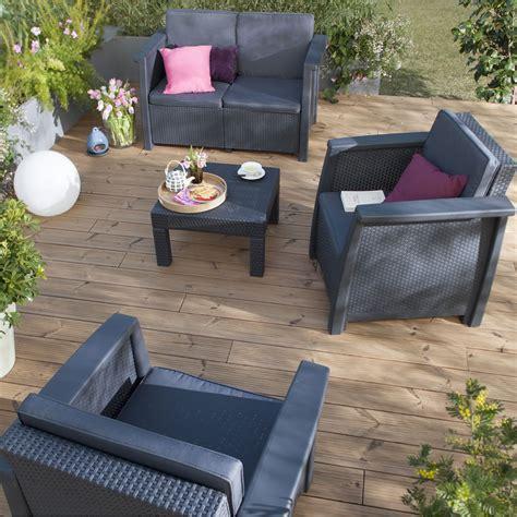 Best Salon De Jardin Lounge Best Salon De Jardin Allibert Lounge Set Prix Gallery