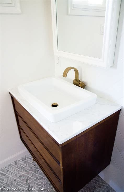 Modern Small Bathroom Vanities by Pin By S On 13th Ave Mid Century Modern Bathroom Small