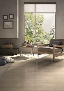 Pavimento in gres porcellanato smaltato effetto legno HARMONY Ragno