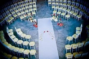 Round Ceremony Set Ups Belle The Magazine