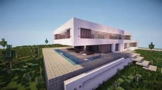 new home house plans fusion a modern concept mansion minecraft house design