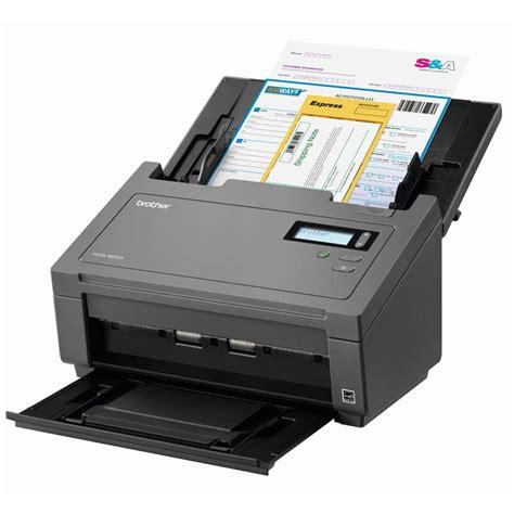 scanner de bureau pds 6000 pds6000z1 scanner de production a4