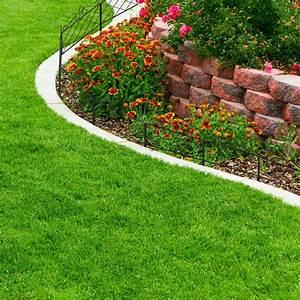 Pure, Garden, 16, 5, In, H, X, 7, 5, Ft, W, Lattice, Metal, Garden, Edging, U0026, Reviews