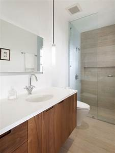 Wood tile shower houzz for Houzz com bathroom tile