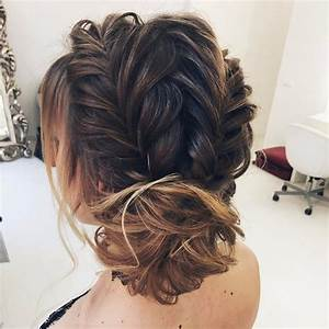 Absolutely beautiful fishtail braids , perfect updo for a ...