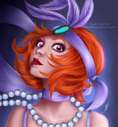 mafia jinx by carolespilotro on deviantart