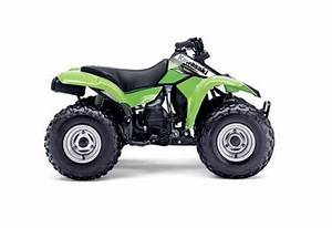 Kawasaki Kfx 80 Service Manual Repair 2003-2006 Kfx80
