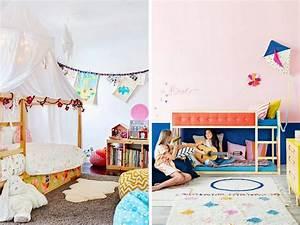 Ikea Idee Deco : 10 id es pour hacker le lit enfant kura joli place ~ Preciouscoupons.com Idées de Décoration
