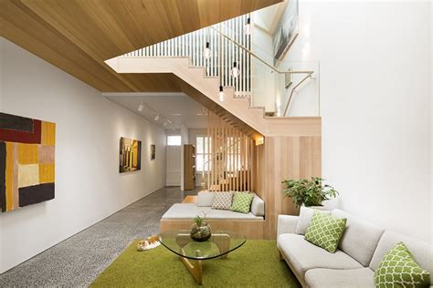 A Beautiful Melbourne House That Connects With Its Exteriors by South Melbourne House Refurbishment Of An Storey