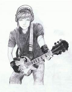 Guitar Boy by Himek on DeviantArt