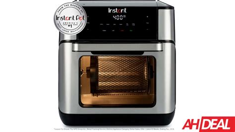 vortex instant air fryer friday walmart deals advertisement