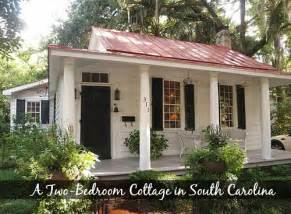 two bedroom cottage a cottage that was once a one room schoolhouse hooked on