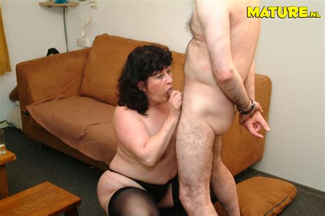 mature couple having sex and showing everything