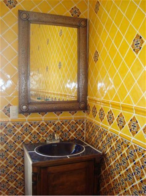 mexican bathroom decor best home ideas