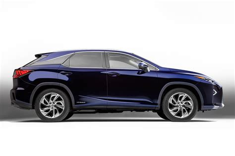 lexus new 2015 lexus rx the fourth generation lands at 2015 new york