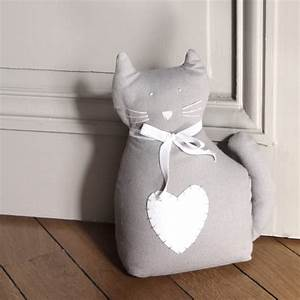 Maison Du Monde Porte Manteau : cale porte chat gris maisons du monde cale porte pinterest ~ Melissatoandfro.com Idées de Décoration