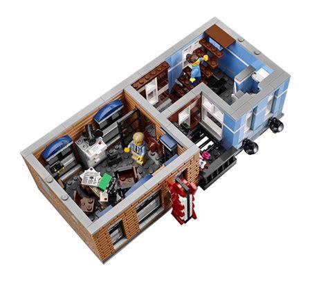 bureau wars lego 10246 le bureau du détective briqueo