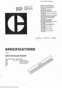 Caterpillar 920 930 Loader Service Manual