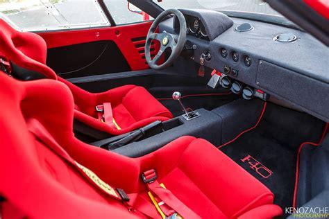 Photo Of The Day: Happy 30th Birthday Ferrari F40 - GTspirit
