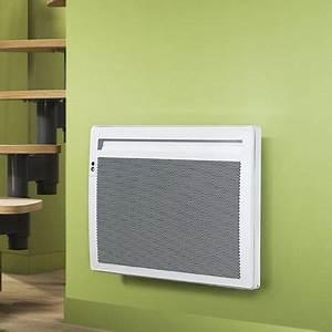 Radiateur Electrique Rayonnant : chauffage rayonnant solius horizontal 1500w ~ Nature-et-papiers.com Idées de Décoration