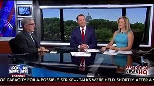 Fox News | August 23, 2015 | Amos Snead, Bryant Row ...