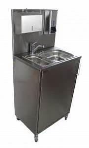 Waschbecken Ohne Wasseranschluss : idee mobile wasserstation ~ Markanthonyermac.com Haus und Dekorationen