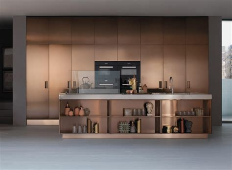 home and interiors magazine italia ambiente 2 fitted kitchens from arclinea architonic