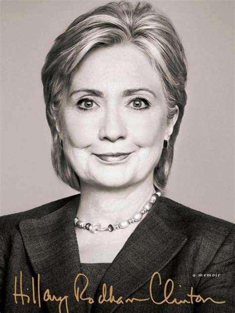 Hillary Clinton Cover by Hillary Clinton S Book Cover Shows A Candidate Ready To