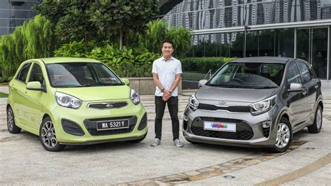 Kia Picanto Modification by Look 2018 Kia Picanto In Malaysia Rm49 888