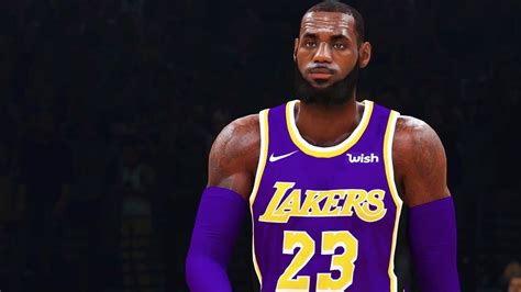 NBA 2K19 Gameplay: LeBron James Lakers vs. Warriors! FULL ...
