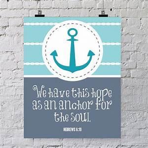 Anchor Quotes Bible 6 19. QuotesGram