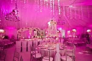 pink wedding decorations pink wedding decor the magazine