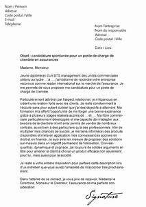 Lettre De Decharge Vente Automobile : lettre de motivation charg de client le en assurances mod le de lettre ~ Gottalentnigeria.com Avis de Voitures