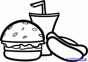 How to Draw Easy Drawing for Kids Foods
