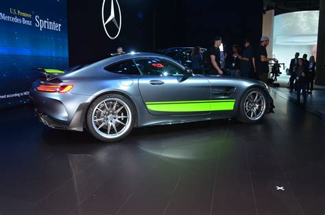 The measures from motorsport can be clustered. Mercedes-AMG GT R PRO Headlines New GT Range