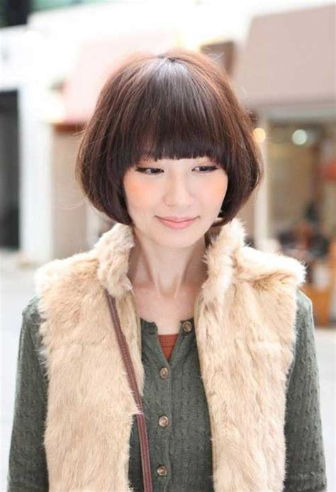 short haircuts  asian women short hairstyles