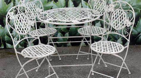 chaises fer forgé beautiful petit salon jardin fer images amazing house