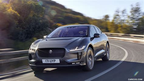 jaguar  pace color corris grey front hd