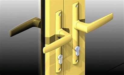 Lock Door Ando Hinged Snib Keys Steel