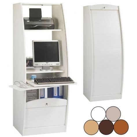 bureau de salon design meuble fermé pour ordinateur bureau pour ordinateur pas