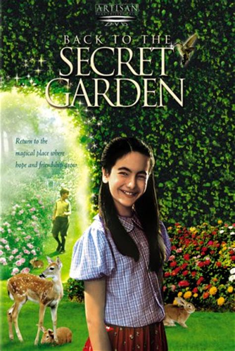 back to the garden back to the secret garden 2001 the squeee