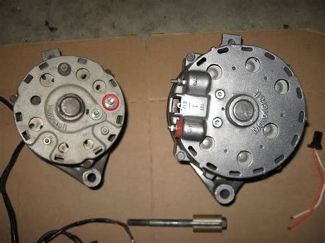alternator questions 1967 mustang with a 289 ford mustang