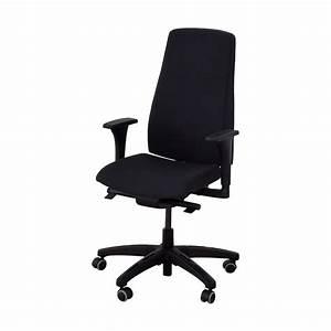 Ikea Stuhl Volmar : 83 off ikea ikea volmar grey office chair with arms chairs ~ A.2002-acura-tl-radio.info Haus und Dekorationen