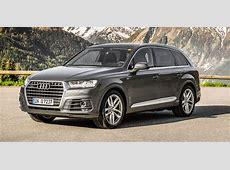 2016 Audi Q7 Review Photos CarAdvice