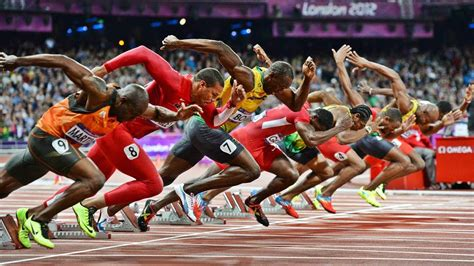 Sprint Image by Top 10 100m Track And Field Sprints Until 2015 Hd