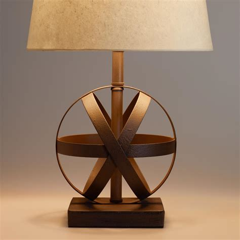 Unique Table Lamps  Provide The Best Light For Reading In