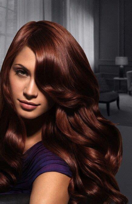 Deep Auburn Hair Color 2017 Hair Trends Pinterest
