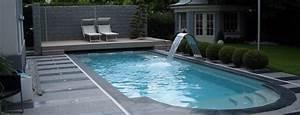 fontaine cascade et lame d39eau piscine piscine du nord With cascade d eau piscine